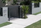 Mirrabooka NSW Boundary fencing aluminium 3old