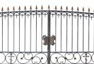 Mirrabooka NSW Wrought iron fencing 10
