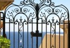 Mirrabooka NSW Wrought iron fencing 13