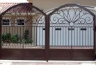 Mirrabooka NSW Wrought iron fencing 2
